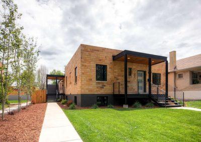 Congress Park Duplex  Modern-small-001-1-Exterior Front-666x444-72dpi