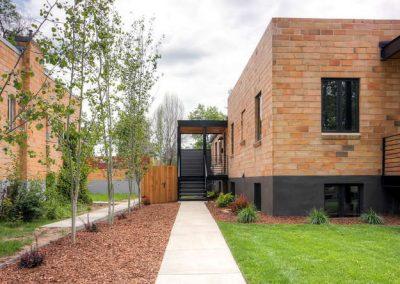 Congress Park Duplex  Modern-small-002-2-Exterior Front-666x444-72dpi