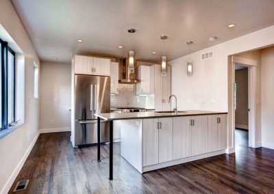 Congress Park Duplex  Modern-small-011-11-Kitchen-666x445-72dpi