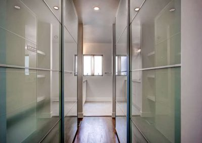 Congress Park Duplex  Modern-small-026-26-Master Bedroom Closet-666x444-72dpi