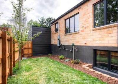 Congress Park Duplex  Modern-small-042-42-Back Yard-666x444-72dpi