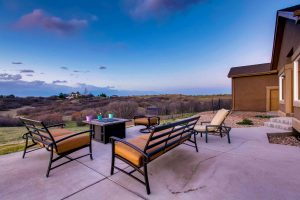 """<span style=""""color:red;"""">SOLD</span> 8196 N Keith Court, Castle Pines"""