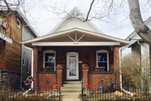 """<span style=""""color:red;"""">SOLD</span> 3525 Mariposa Street, LoHi"""