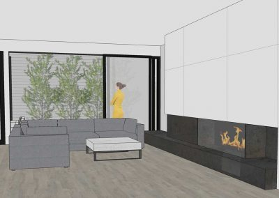 Fireplace-with-drywall