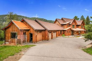 """<span style=""""color:red;"""">LISTED</span> 6056 Stone Creek Drive, Evergreen"""