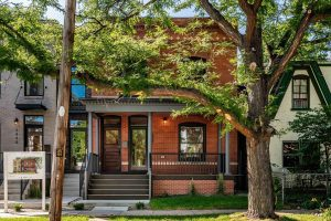 """<span style=""""color:red;"""">LISTED</span> 2844 Champa St, Curtis Park"""