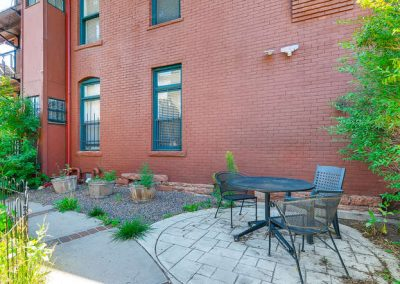 726 E 16th Ave Denver CO 80203-small-023-050-Community Patio-666x443-72dpi
