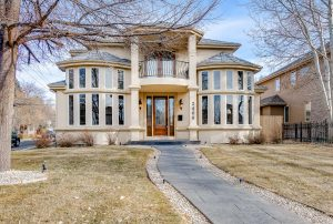 """<span style=""""color:red;"""">LISTED</span> 2400 S Cook St, Observatory Park"""