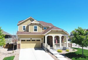 """<span style=""""color:red;"""">LISTED</span> 22969 E Saratoga Pl, Centennial"""