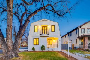 """<span style=""""color:red;"""">SOLD</span> 900 S Vine Street, Wash Park"""