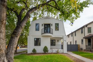 """<span style=""""color:red;"""">LISTED</span> 900 S Vine Street, Wash Park"""
