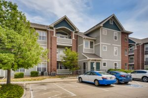 """<span style=""""color:red;"""">SOLD</span> 14343 E 1st Dr, Unit 303, Aurora"""